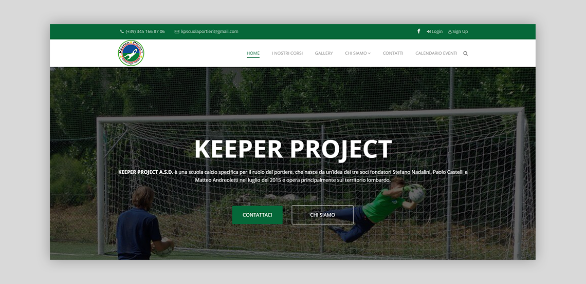 Keeper Project