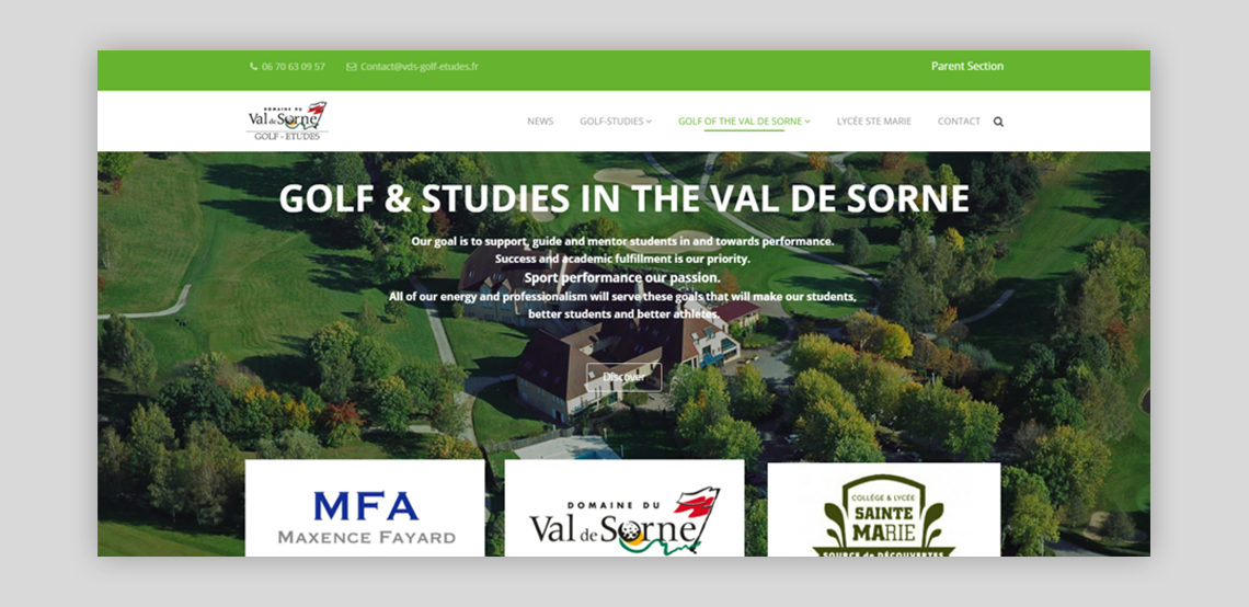 Val De Shorne Golf Course