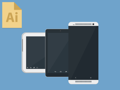 Freebie Android Devices by Ian Mintz